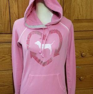 Like new VS PINK hoodie